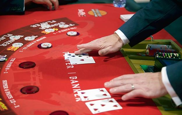 La demande pour les jeux de Macao rebondit après le typhon