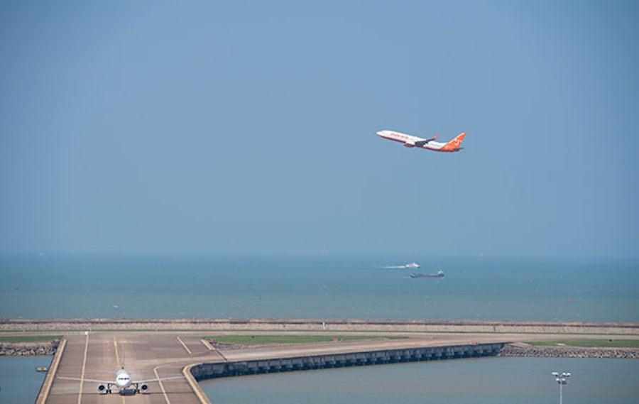 L'aéroport de Macao a accueilli plus de 8 millions de passagers en 2018