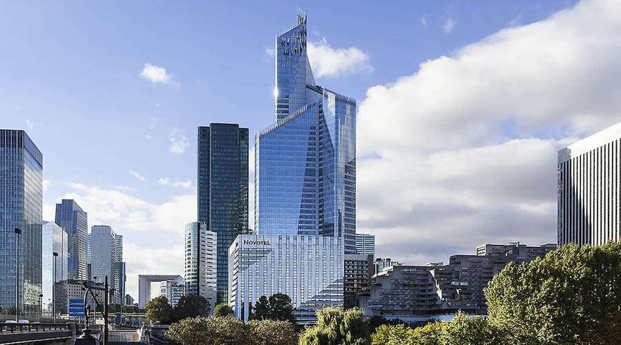 quartier de la defense